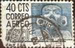 Stamps of the world : Mexico :  Intercambio 0,20 usd 40 cent. 1960