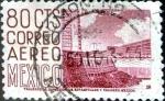 Sellos de America - México -  Intercambio 0,50 usd 80 cent. 1952