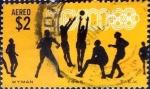 Stamps Mexico -  Intercambio 0,30 usd 2 p. 1968