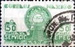 Sellos de America - México -  Intercambio 0,30 usd 50 cent. 1947
