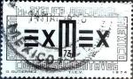 Stamps : America : Mexico :  Intercambio 0,20 usd 40 cent. 1974