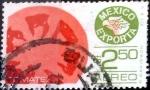 Sellos de America - México -  Intercambio 0,20 usd 2,50 p. 1979