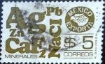 Sellos de America - México -  Intercambio 0,20 usd 5 p. 1984