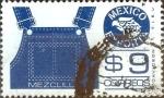 Sellos de America - México -  Intercambio 0,20 usd 9 p. 1984