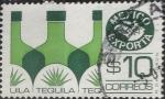 Sellos de America - México -  Intercambio 0,20 usd 10 p. 1978