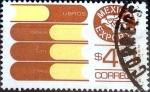 Sellos del Mundo : America : México : Intercambio 0,20 usd 40 p. 1984
