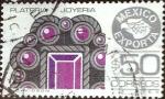 Sellos de America - México -  Intercambio 0,75 usd 50 p. 1980