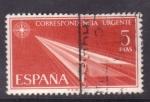 Stamps Spain -  Correspondencia urgente