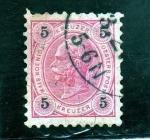Stamps Europe - Austria -  EFIGIE DE FRANCISCO JOSE I EMPERADOR DE AUSTRIA