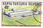 Stamps : Africa : Kenya :  factoria