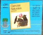 Sellos de America - México -  Intercambio nfxb 1,00 usd 3 p. 1999