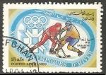 Sellos de Asia - Afganistán -  Juegos Olímpicos de Sarajevo (1984): Juegos Olímpicos de Invierno