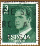 Sellos de Europa - España -  S. M. D. JUAN CARLOS I