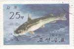 Stamps North Korea -  pez