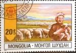 Stamps : Asia : Mongolia :  Intercambio 0,20 usd 20 m. 1981