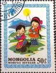 Stamps : Asia : Mongolia :  Intercambio 0,25 usd 50 m. 1980