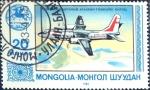 Sellos de Asia - Mongolia -  Intercambio aexa 0,20 usd 20 m. 1983