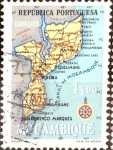 Sellos del Mundo : Africa : Mozambique : Intercambio 0,20 usd 1 e. 1954