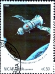 Sellos de America - Nicaragua -  Intercambio cr3f 0,20 usd 50 cent. 1984