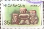 Sellos del Mundo : America : Nicaragua : Intercambio 0,20 usd 35 cent. 1965