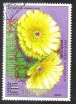 Stamps Equatorial Guinea -  Flowers (II) South American