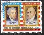 Sellos de Africa - Guinea Ecuatorial -  American Bicentenary (III) (Presidents)