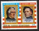 Stamps Equatorial Guinea -  American Bicentenary (III) (Presidents)