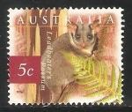 Sellos de Oceania - Australia -  Leadbeater's possum-