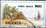 Stamps : Africa : Nigeria :  Intercambio 0,80 usd 10 n. 1992