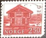 Sellos de Europa - Noruega -  Intercambio 0,20 usd 2,50 k. 1983