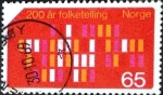 Sellos de Europa - Noruega -  Intercambio maxs 0,35 usd 65 ore 1969