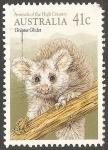 Sellos de Oceania - Australia -  Greater glider-
