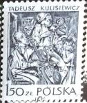 Stamps Poland -  Intercambio 0,20 usd  1,50 z. 1979