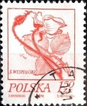 Sellos de Europa - Polonia -  Intercambio 0,20 usd  1,50 z. 1974