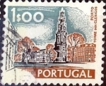 Stamps Portugal -  Intercambio 0,20 usd 1 e. 1972