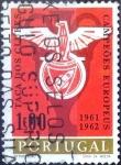 Stamps Portugal -  Intercambio 0,20 usd 1 e. 1963