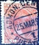 Stamps : America : Puerto_Rico :  Intercambio jxi 0,20 usd 3 cent. 1892