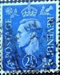 Sellos de Europa - Reino Unido -  Intercambio 0,40 usd 2,5 p. 1941
