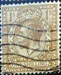 Sellos de Europa - Reino Unido -  Intercambio 4,50 usd 1sh. 1912