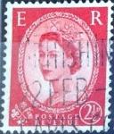 Sellos de Europa - Reino Unido -  Intercambio 0,20 usd 2,5 p. 1952