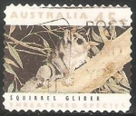 Sellos de Oceania - Australia -  Squirrel glider-ardilla