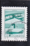 Sellos de Europa - Hungría -  avioneta