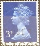 Sellos de Europa - Reino Unido -  Intercambio 0,20 usd 3 p. 1973