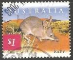 Sellos del Mundo : Oceania : Australia : Bilby-conejo grande