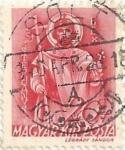 Sellos de Europa - Hungría -  LA IGLESIA EN HUNGRIA. REY SAN ESTEBAN. YVERT HU 531