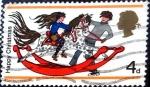 Stamps United Kingdom -  Intercambio 0,20 usd 4 p. 1968