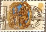 Stamps United Kingdom -  Intercambio 0,20 usd 3,5 p. 1974