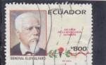 Sellos de America - Ecuador -  general Eloy Alfaro