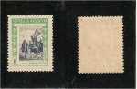 Stamps Argentina -  pro cartero - Cristobal Colon