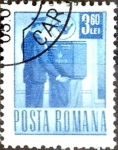 Stamps : Europe : Romania :  Intercambio 0,20 usd 3,60 l. 1971
